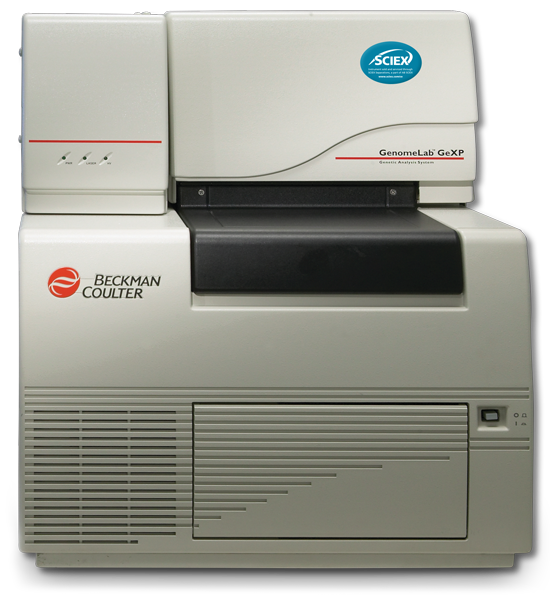 GenomeLab GeXP Genetic Analysis System